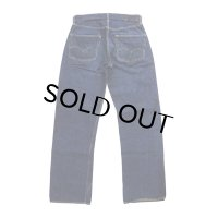 50's VINTAGE LEVI'S 501ZXX PROTO TYPE DENIM PANTS[LEATHER PATCH/ONE SIDE TAB](実寸=W31,8 L30,3)