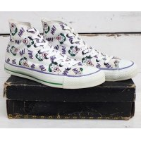 80's VINTAGE CONVERSE ALL STAR HI MADE IN USA[JOKER COLLECTION/SIZE 9h]