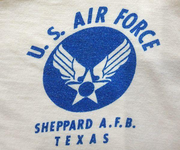 """60's〜 VINTAGE U.S.AIR FORCE """"..."""